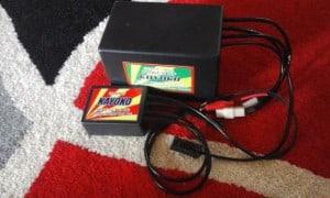 Genset listrik portable 600 watt